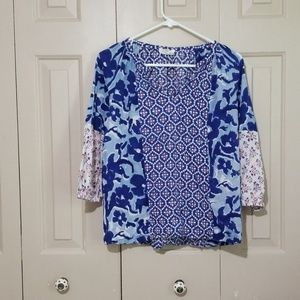 Kerry Cassill tunic